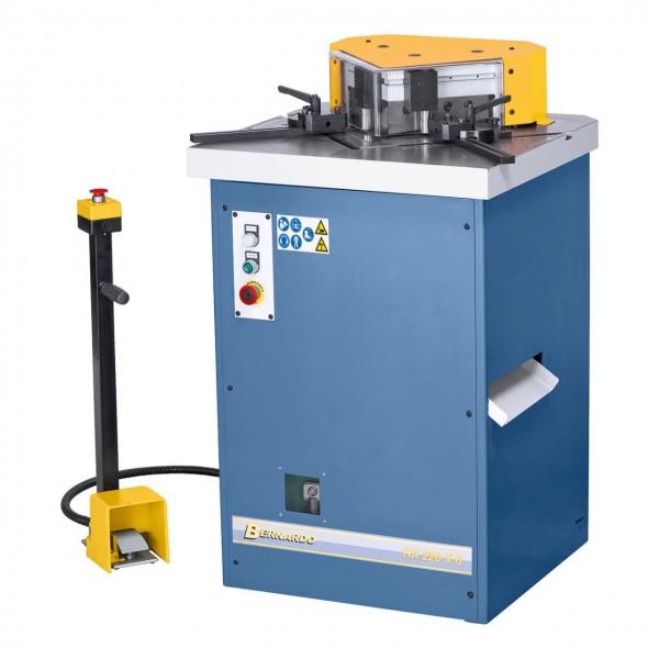 Hydraulische Ausklinkmaschine HA 220x6