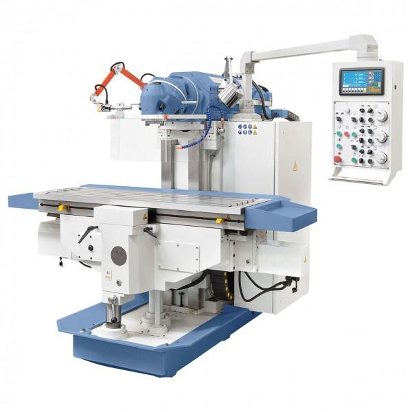 Universalfräsmaschine mit Servoantrieb für Vorschübe Variomill FU 2000 E Servo
