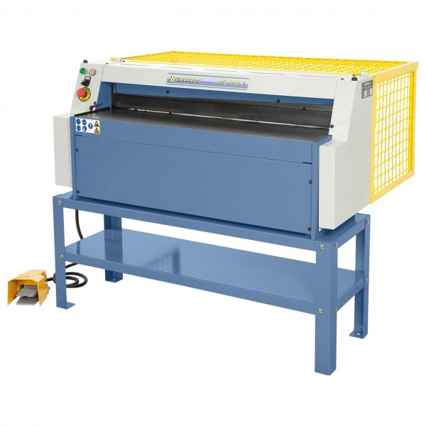 Elektrische Präzisions-Tafelblechschere PTS 1050 E
