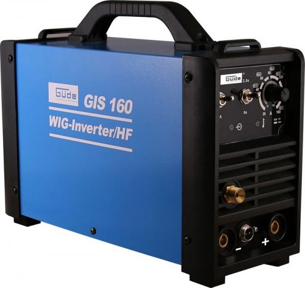 Inverter GIS 160 WIG/HF