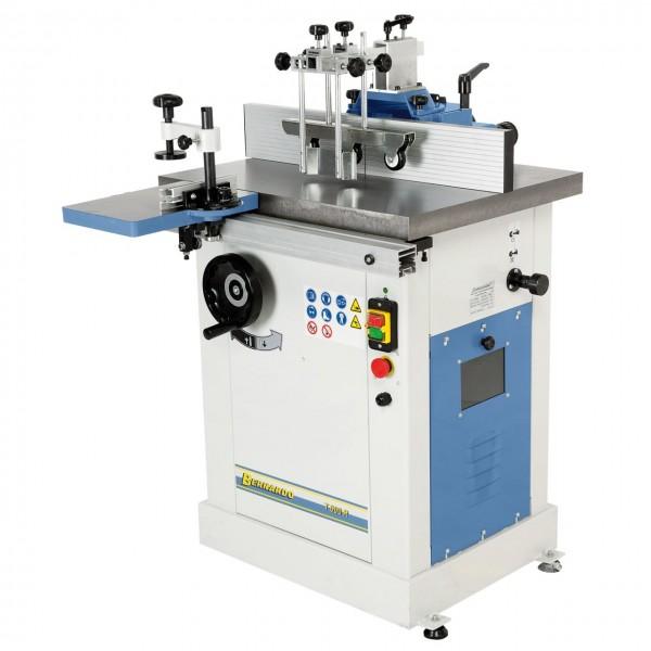 Tischfräsmaschine mit Rolltisch T 600 R - 230 V