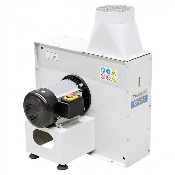 Radialventilator RV 2200-400V
