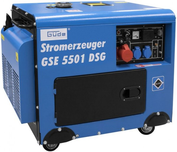 STROMERZEUGER GSE 5501 DSG