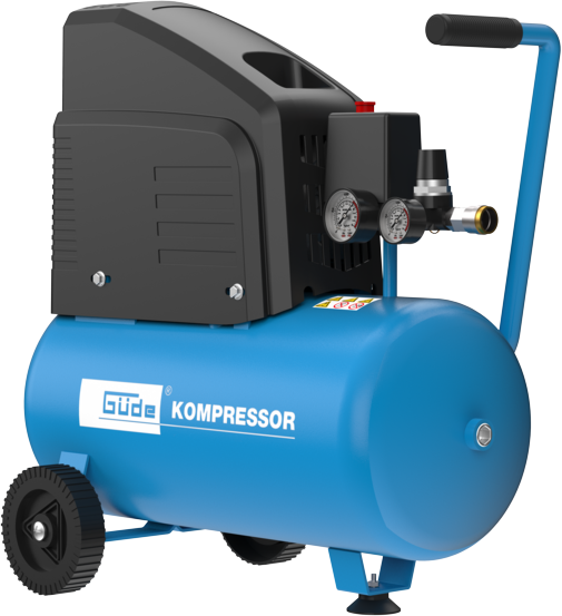 Kompressor 220/8/24 13tlg.