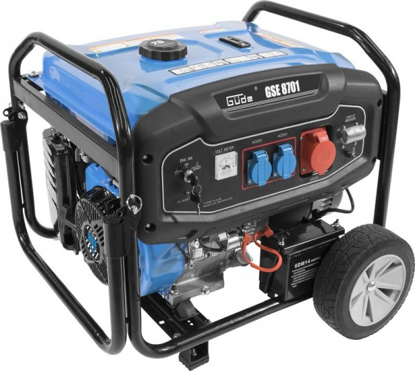 Stromerzeuger GSE 8701 RS