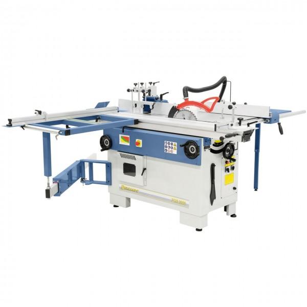 Format Kreissäge-Fräsmaschine PSM 2000 - 400 V