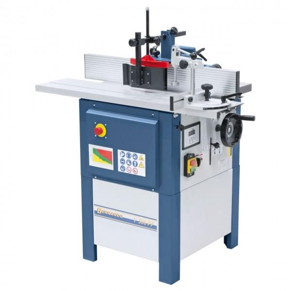 Tischfräsmaschine mit Formattisch T 500 PF - 400 V