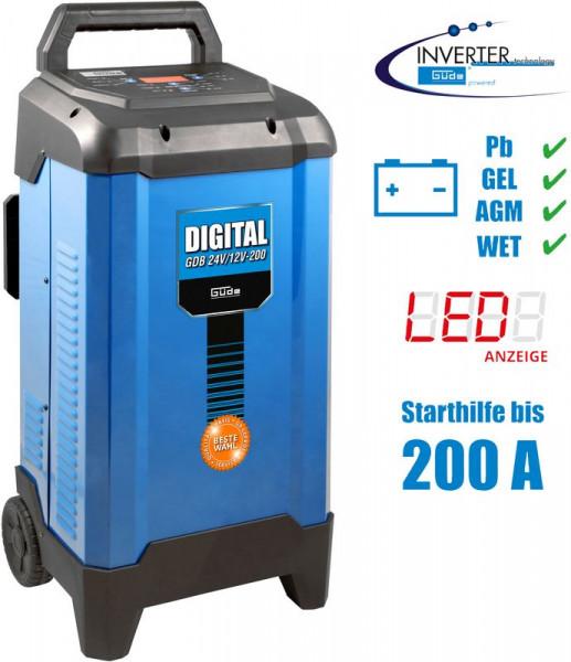 Digital GDB 24V/12V-200