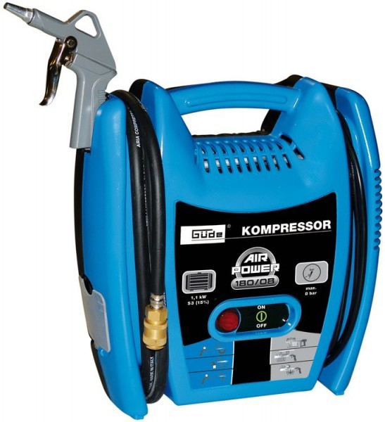 KOMPRESSOR AIRPOWER 180/08