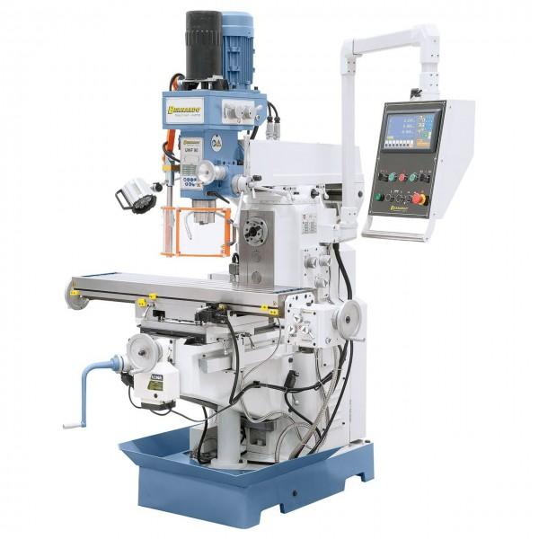 Universalfräsmaschine UWF 90 mit pneumatischer Werkzeugklemmung