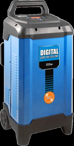 Batterielader-Digital GDB 24V/12V-200