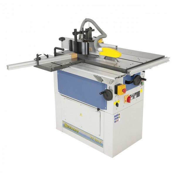 Kreissäge-Fräsmaschine FK 200 R - 400 V