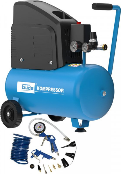 Kompressor 220/8/24 13-tlg.