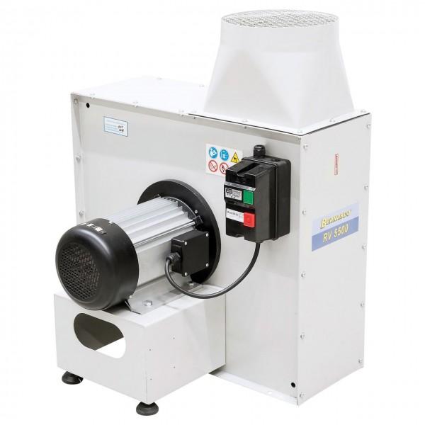 Radialventilator RV 5500-400V