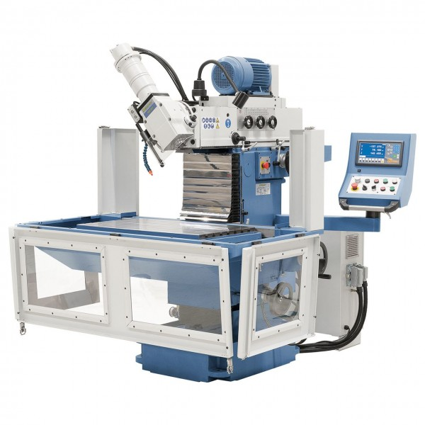 Werkzeugfräsmaschine TRM 900 inkl.3-Achs-Digitalanzeige