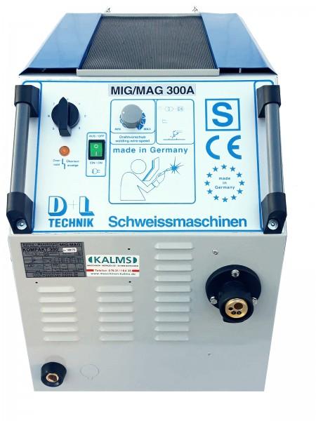 Schutzgasgerät Kompakt 300/7
