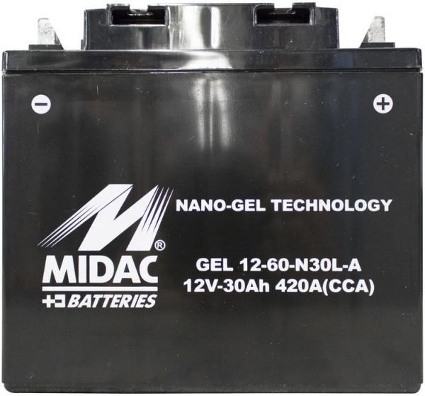 Batterie GEL 53030 / 12V 30 AH